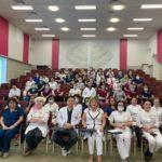 Ведущие специалисты МОНИИАГ приняли участие в XXXIX Региональной образовательной Школе РОАГ