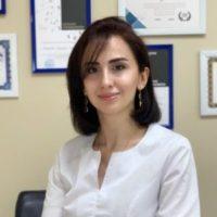 Представляем нового специалиста отделения гинекологической эндокринологии МОНИИАГ, к.м.н. Алиеву Айнур Сахаватовну