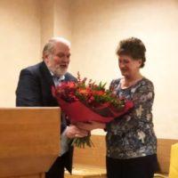 Поздравляем с юбилеем доктора медицинских наук, профессора Логутову Лидию Сергеевну!