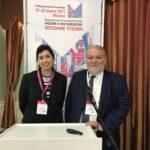 Специалисты МОНИИАГ приняли участие в VI Общероссийском семинаре «Репродуктивный потенциал России: версии и контраверсии. Весенние чтения