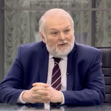 Директор МОНИИАГ В.А. Петрухин дал интервьютелеканалу «360°»
